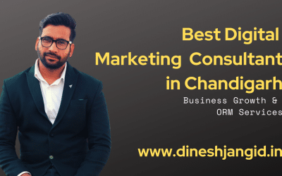 Best Digital Marketing Consultant in Chandigarh