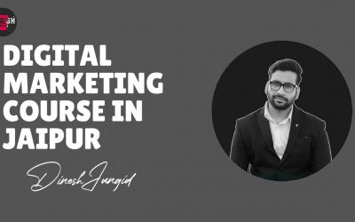 Best Digital Marketing Consultant in Jaipur, Rajasthan – Dinesh Jangid