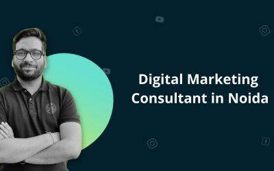 Best Digital Marketing Consultant in Noida – Dinesh Jangid