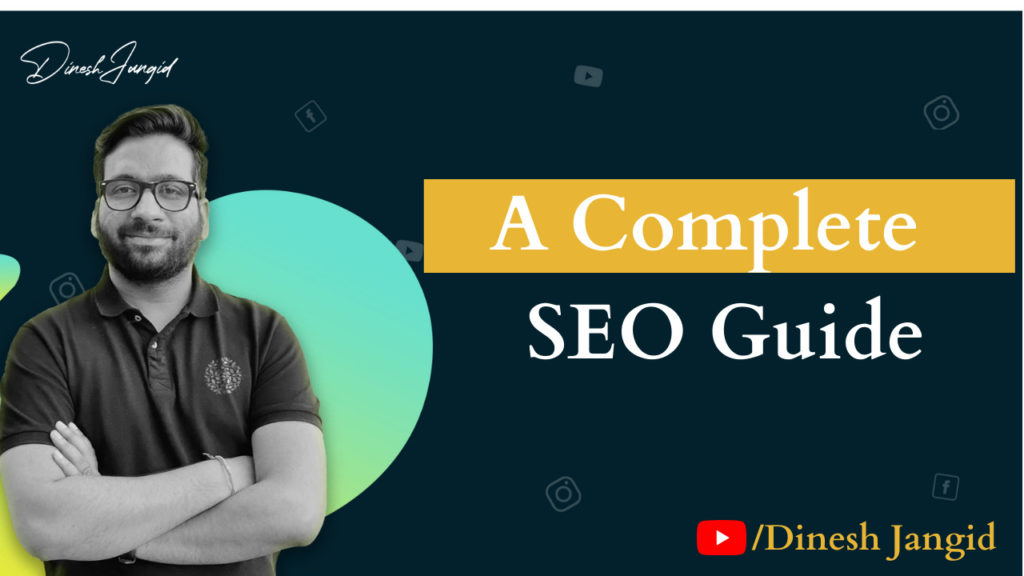 SEO Guide for Beginners in India