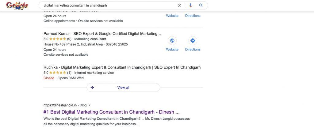 Chandigrah