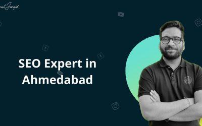 Best SEO Expert in Ahmedabad, Gujrat – Dinesh Jangid